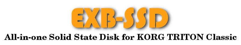 EXB-SSD Designed by Zaher Gharibi, Sha3biSound